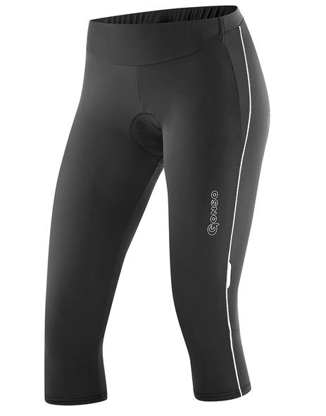 Gonso Lecce Damen 3/4 Shorts black