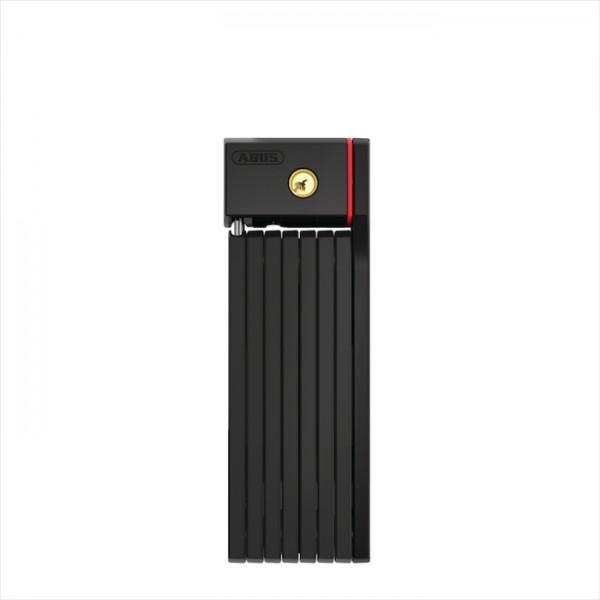 Abus Faltschloss Bordo 5700 uGrip 80 cm schwarz