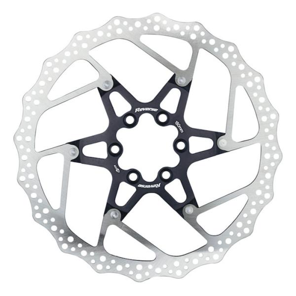 Reverse Disc Brake Rotor 6-Bold 180mm