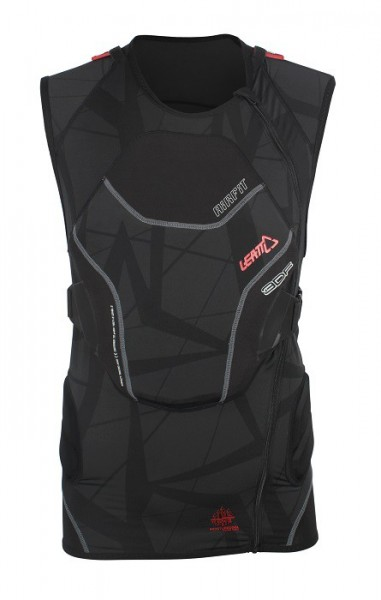 Leatt Body Vest 3DF Airfit - black