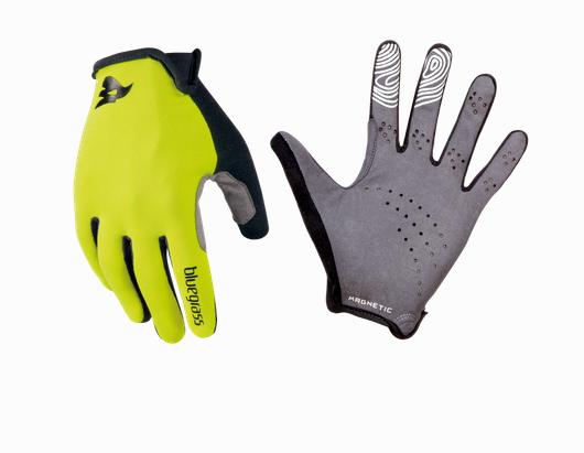 Bluegrass Magnete Lite Handschuh safety yellow black