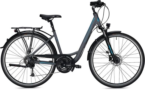 """Morrison Trekkingbike T 3.0 Wave Damen 28"""" matt grau"""