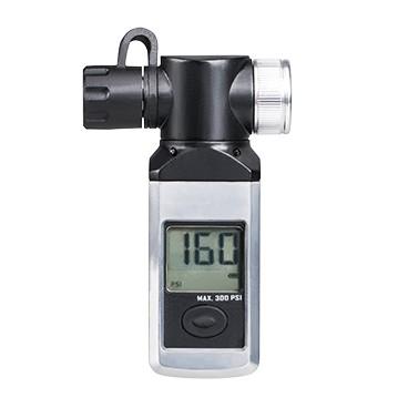 Topeak Shuttle Gauge Digital gauge for Air Pressure