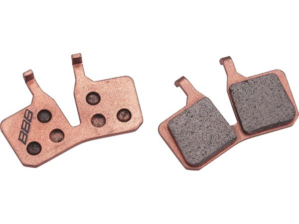 BBB brake pads DiscStop comp.Magura 2011 MT5 BBS-371S sintered koper