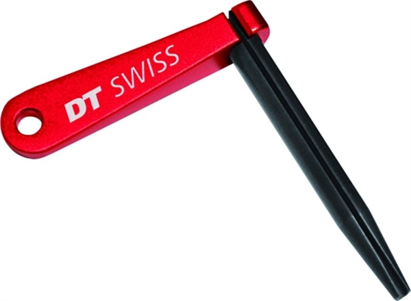 DT Swiss Spoke holder for aero spokes