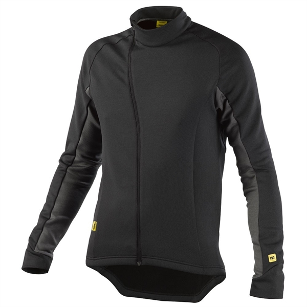 Mavic Stratos Thermo LS Jersey black/autobahn %