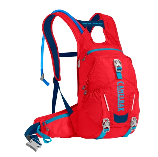 Camelbak Trinkrucksack Skyline 10 LR racing red/pitch blue %