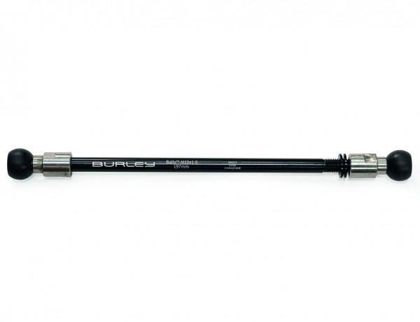 Thru axle Burley Coho Ballz M12 X 1.5, 197mm