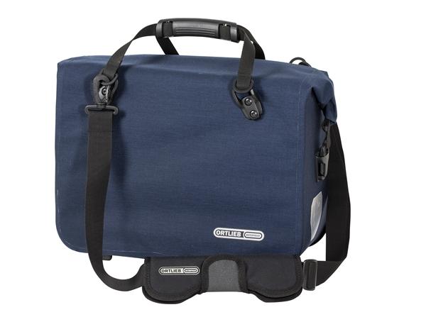 Ortlieb Office-Bag QL3.1 Aktentasche 21 L stahlblau PVC-frei