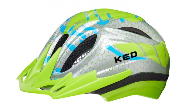KED Meggy II K-Star Kinderhelm green