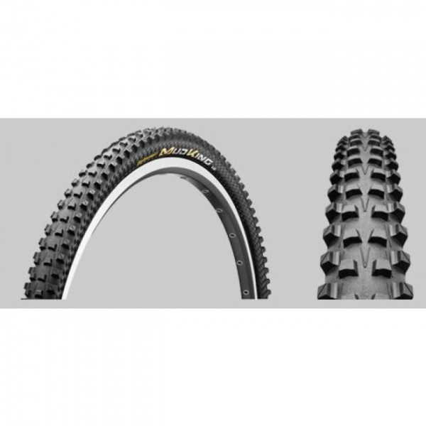 Continental MUD KING 1.8 650B 27,5x1,8 ProTection foldable