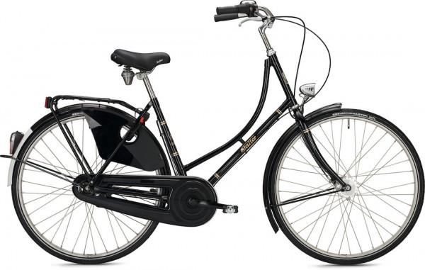 "Falter Classic Bike H 1.0 Damen 28"" glänzend schwarz"