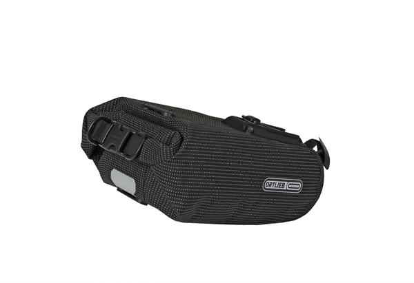 Ortlieb Saddle-Bag High Visibility black reflex