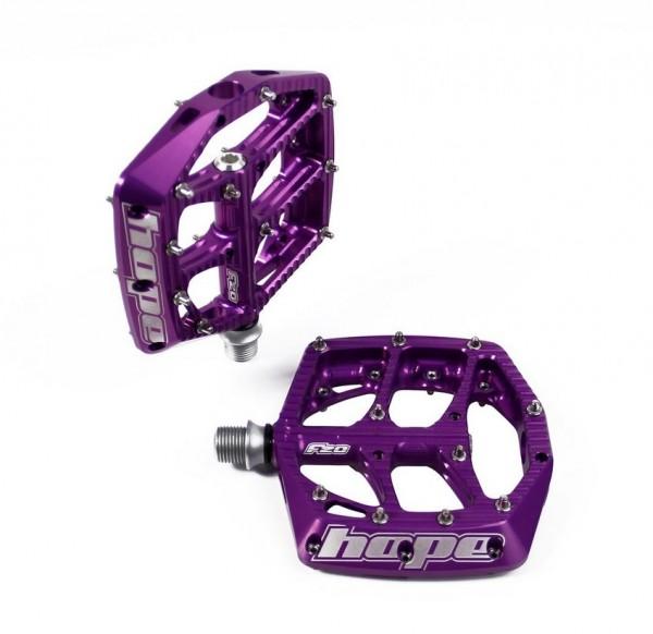 Hope F20 Pedal purple
