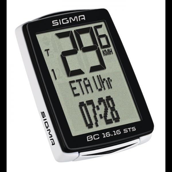 Sigma Bike Computer BC 16.16 STS CAD