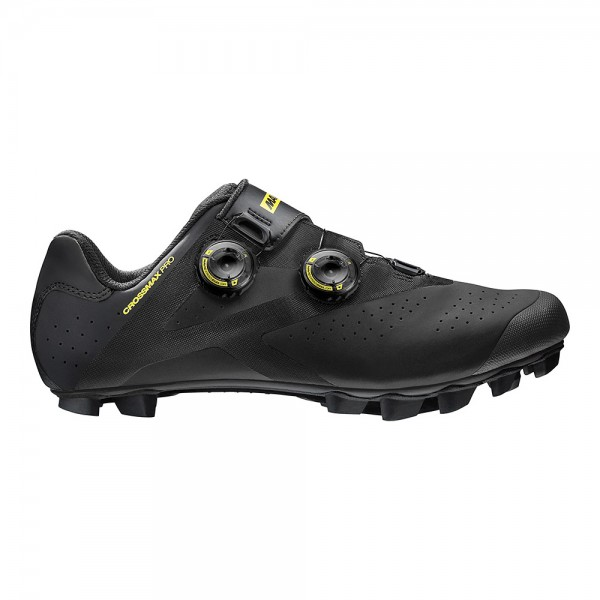 Mavic Crossmax Pro MTB Schuh black/yellow mavic/black