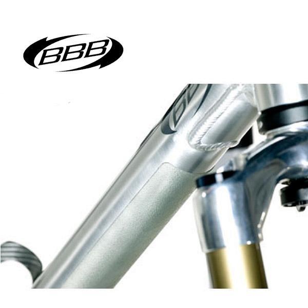 BBB Rahmenschutz TubeSkin 500x50mm Transparent