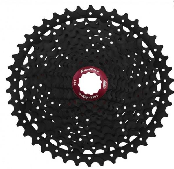 Sunrace Kassette CSMX8 11-fach 11-42 schwarz