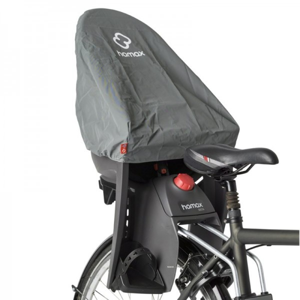 Hamax rain cover for Caress child bike seat