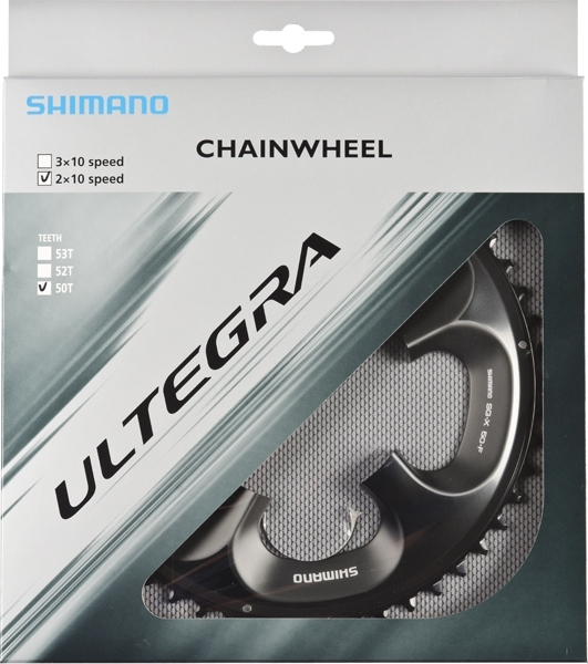 Shimano Ultegra FC-6750 10-speed compact-chainring 34 / 50