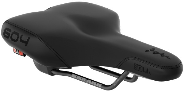 SQ LAB Saddle 604 Ergolux active - 17cm