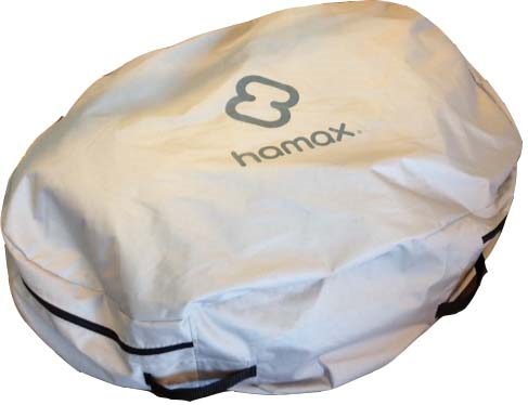 Hamax Outback one / Avenida one carrying bag grey