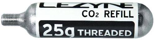 Lezyne 25G Threaded CO2 Cartridge (5pcs)