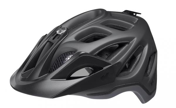 KED Trailon MTB Helm process black matt