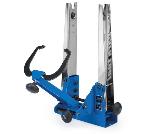 Park Tool TS-4 Professional Zentrierständer blau