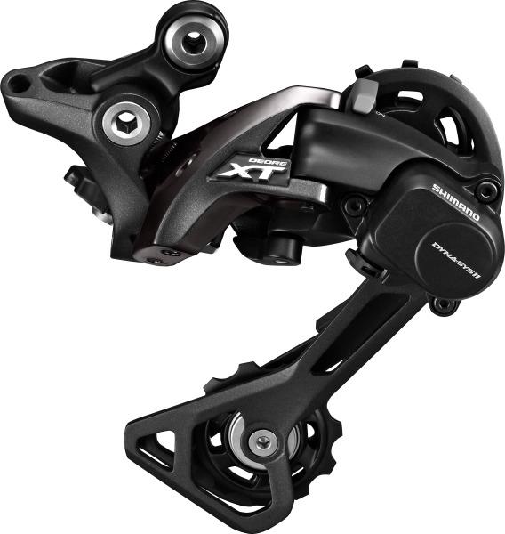 Deore XT M8000 GS Rear Derailleur 11 speed, medium, black