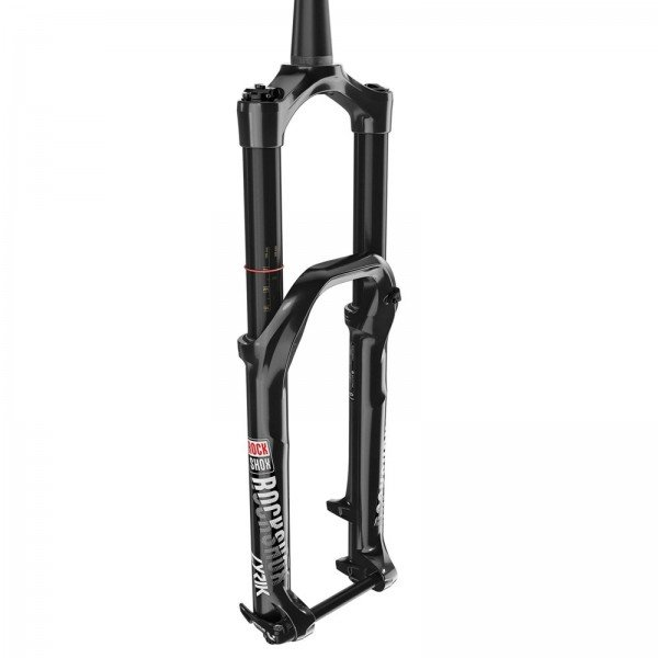 "Rock Shox Lyrik RCT3 2018 Debon Air 2018 27.5"" - mattschwarz - Boost - 150mm"