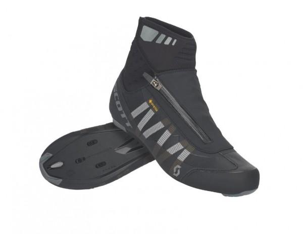 Scott Shoe Road Heater Gore-Tex schwarz/schwarz