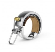 Knog Oi Luxe Bell large - silver