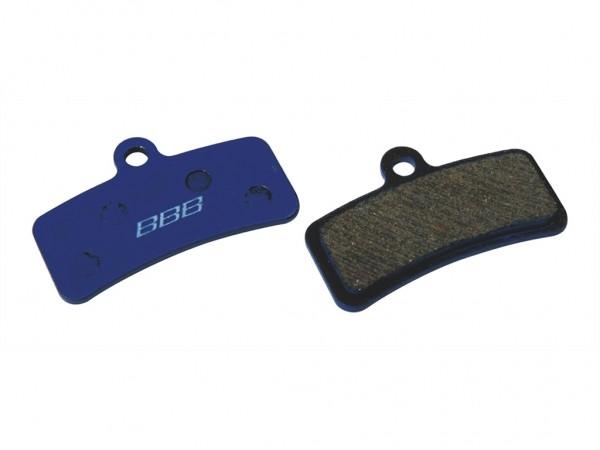 BBB Brake pads DiscStop comp.BBS-55 New Saint blue