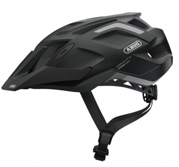 ABUS MTB-Helm MountK deep black