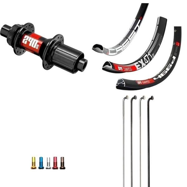 DT Swiss 240s Disc CL Custom Hinterrad MTB 26er