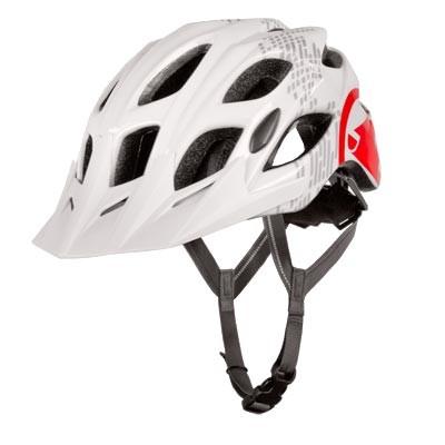 Endura Hummvee Helm weiß