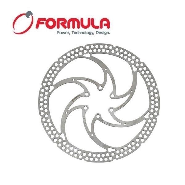 Formula Disc Rotor 6-Hole