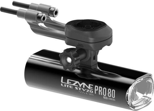 Lezyne Lite Drive Pro 80 StVZO Loaded Version
