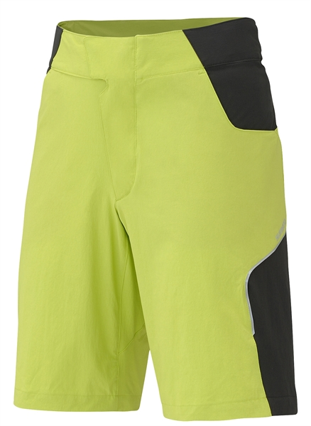 Shimano Shorts Explorer electric green