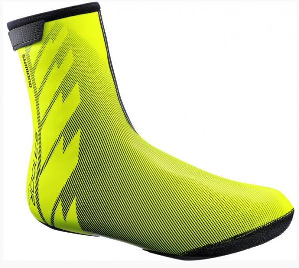 Shimano S3100R NPU+ Shoe Cover neon yellow