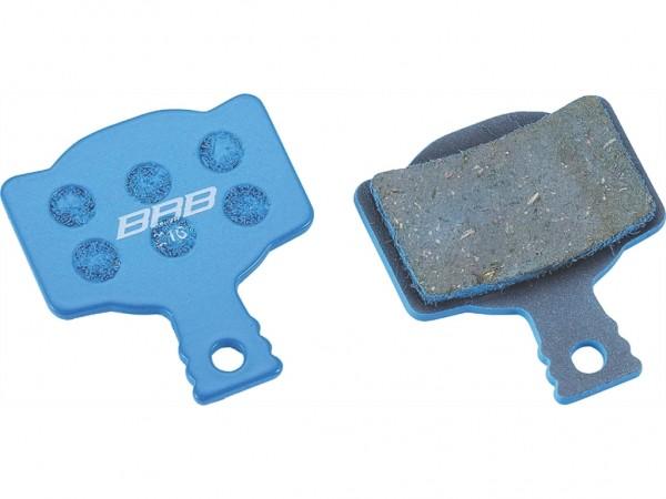 BBB brake pads DiscStop comp.Magura 2011 MT2-MT4-MT6-MT8 BBS-36T blue - organic