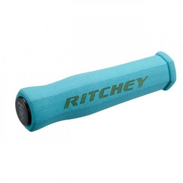 Ritchey WCS Ergo True Grip MTB Griffe - blau