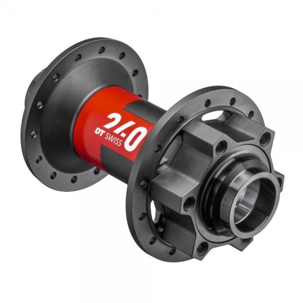 DT 240 EXP Boost IS disc VR 20x110mm 6Loch schwarz