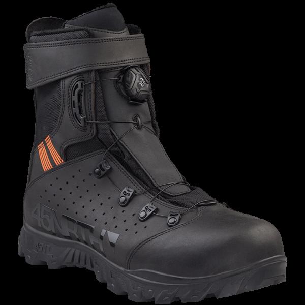 45NRTH Wölvhammer BOA Winter Shoe black #Varinfo