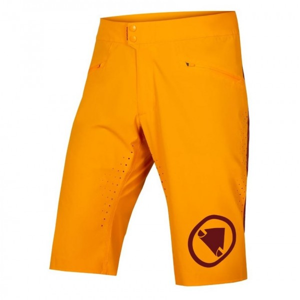 Endura Singletrack Lite Short / Short Fit mandarine