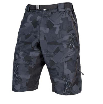 Endura Hummvee Short II grey camo