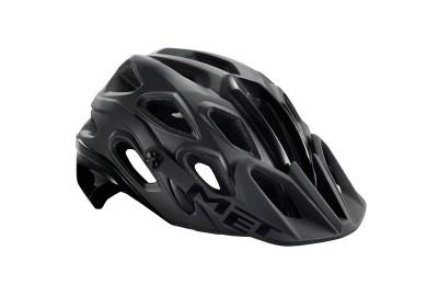 Met Lupo MTB-Helmet Matt Black