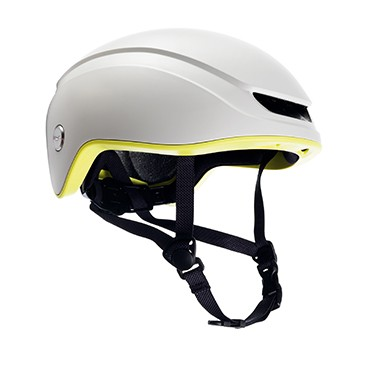 Brooks Island Helmet - White/Lime