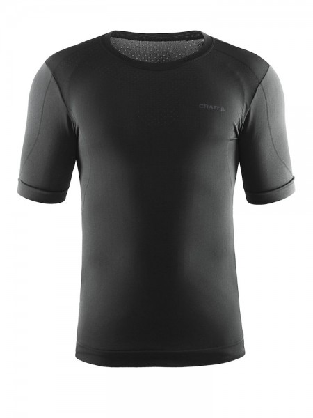 Craft Cool Seamless Short Sleeve Tee schwarz %